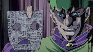 VIZ | Watch JoJo's Bizarre Adventure Episode 15 0 for Free