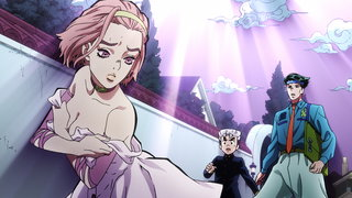 VIZ | Watch JoJo's Bizarre Adventure Episode 17 0 for Free